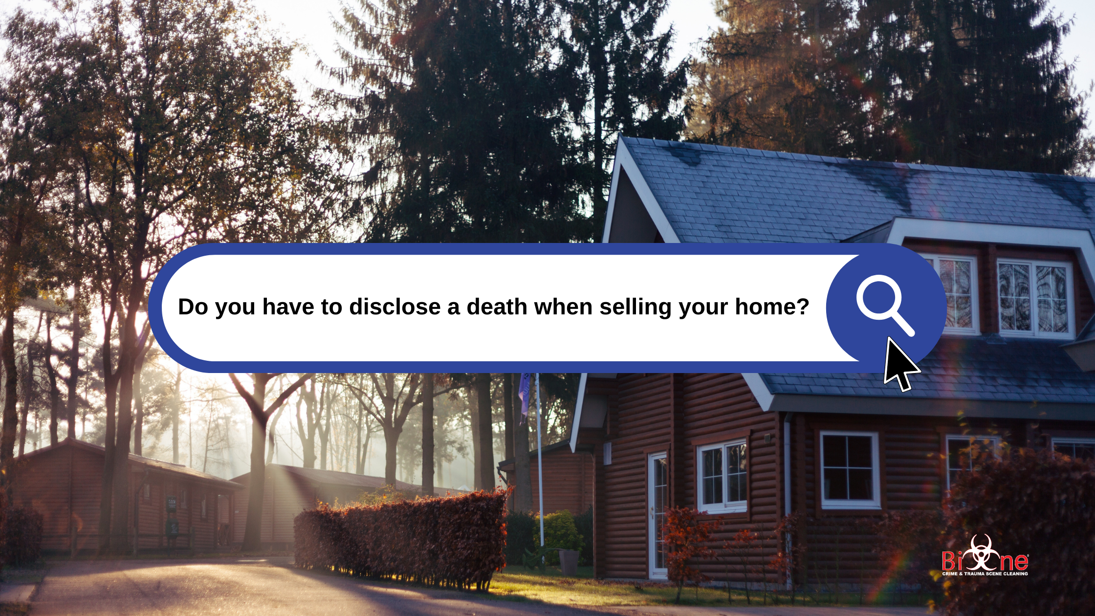 In Georgia Do you Have to Disclose a Death When Selling Your Home?